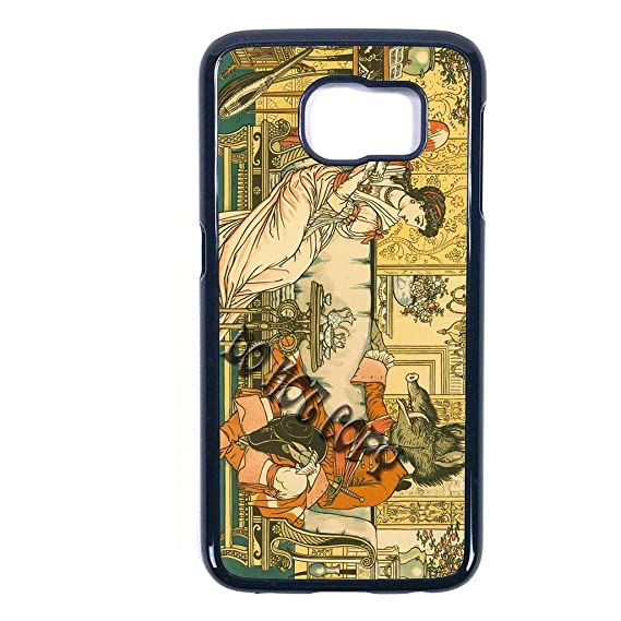 online store 2ca7d 42457 Amazon.com: beauty and the beast Galaxy S5 Soft Rubber case: Cell ...