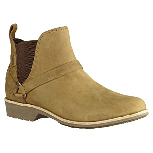 749e5c033da Teva De La Vina Dos Chelsea - Botas para mujer: Amazon.es: Zapatos y  complementos