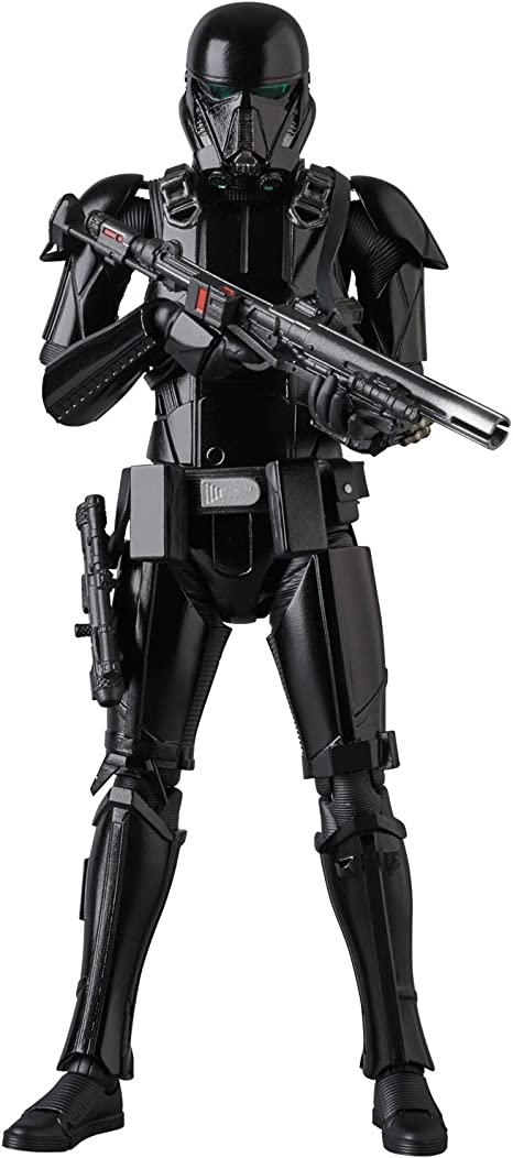 S.H Figuarts Star Wars Death Trooper about 155mm ABS /& PVC painted action