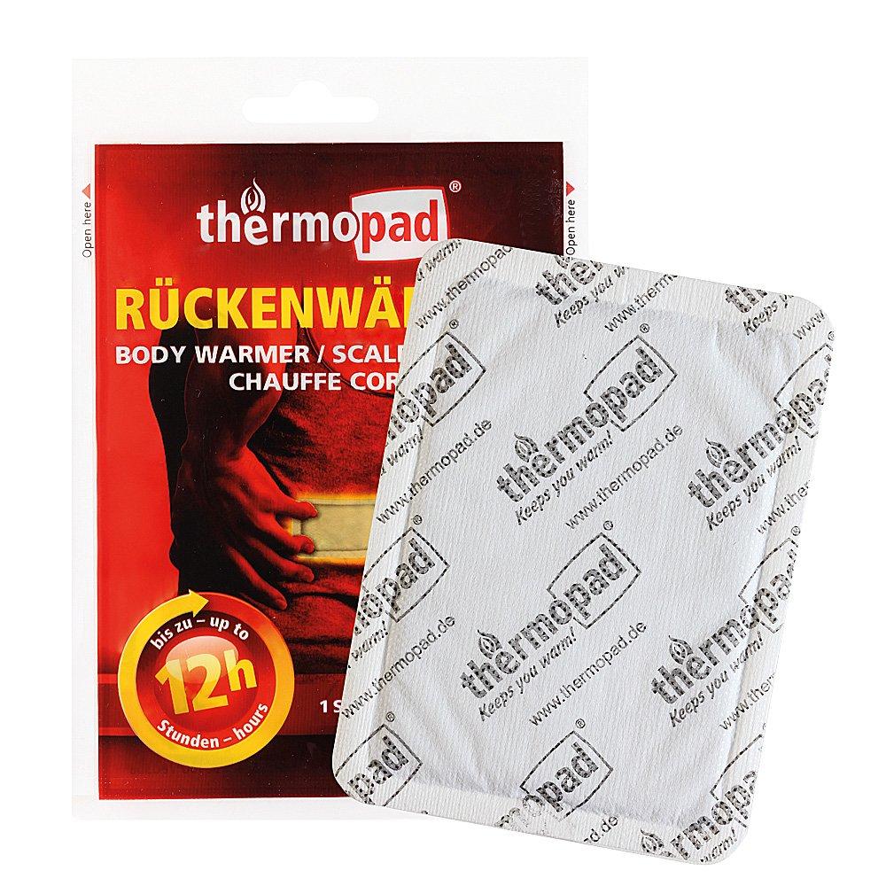 einfache Anwendung angenehmes W/ärmekissen 12 Stunden wohltuende W/ärme von 53/°C 10er Pack sofort einsatzbereit Thermopad R/ücken-W/ärmer Heiz-Pad f/ür den R/ücken