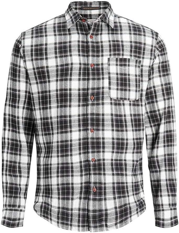 JACK JONES Camisa Steven Cuadros Hombre Camisas: Amazon.es: Deportes y aire libre