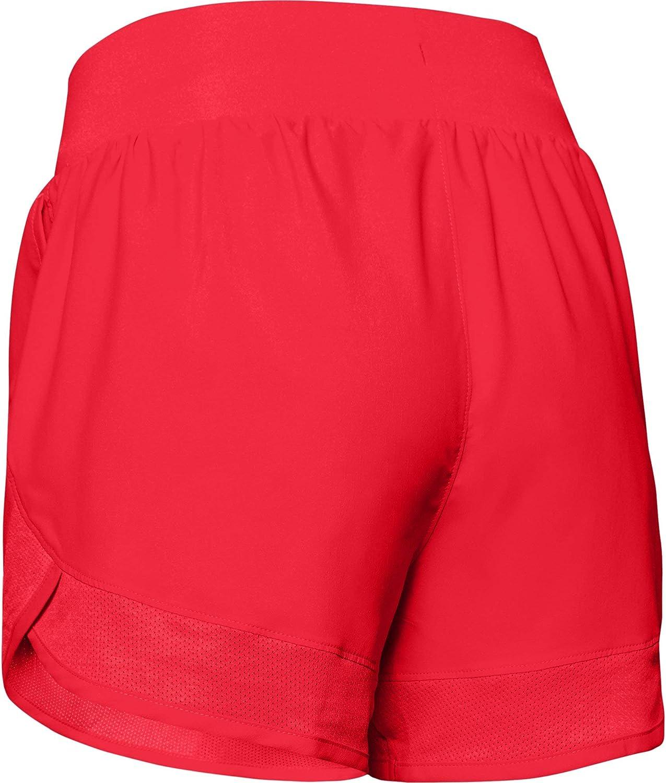 Under Armour Women's UA Locker Woven Training Short: Clothing