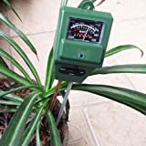 SmartChoice 3 in 1 Soil pH and Light Meter - Soil