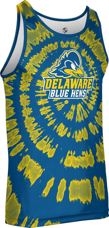 ProSphere University of Delaware Mens Performance T-Shirt Tie Dye