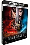 Warcraft: L'inizio (4K Ultra Hd + Blu-Ray)