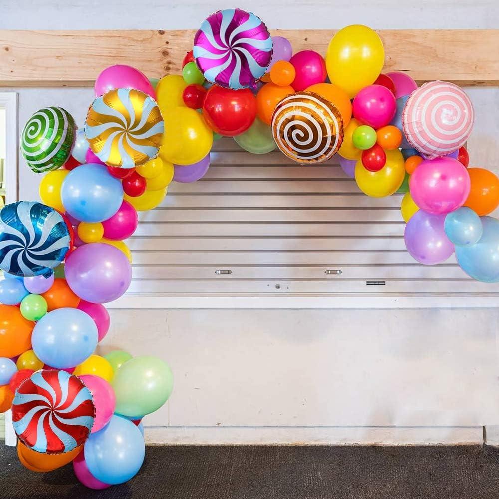 Balloon Circle Arch