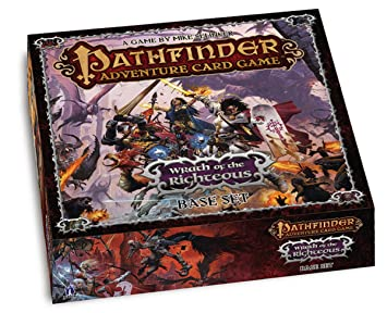 Pathfinder Adventure Card Game: Wrath of the Righteous Base ...