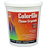 Seymour Mfg. 30-525 Color Flame Crystals, 16 ounce