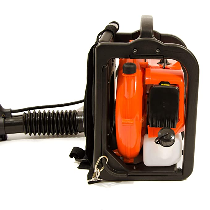 65cc Petrol Backpack Leaf Blower, Extremely Powerful - 210MPH ...