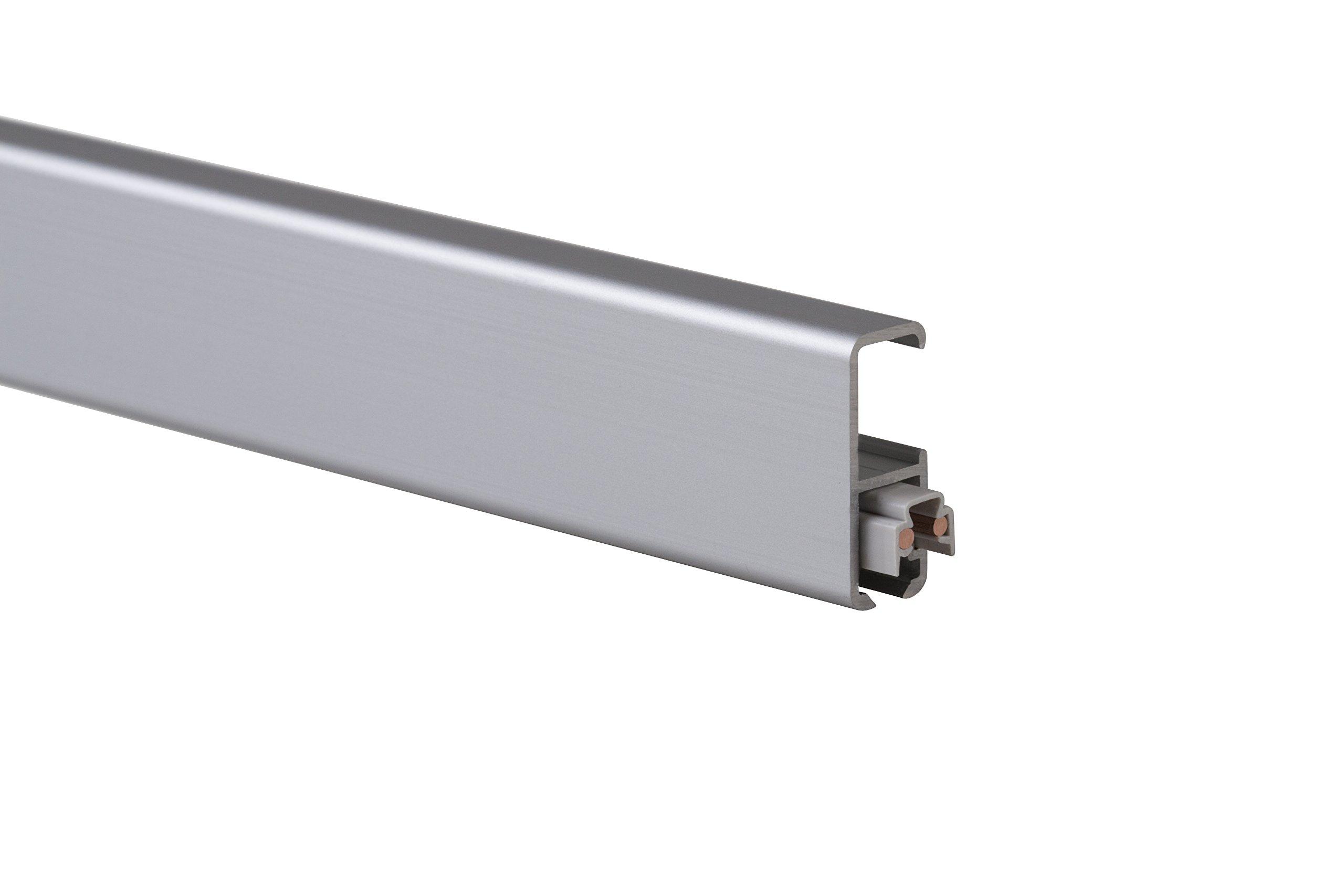 STAS multirail aluminum 200 cm + installation kit