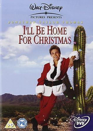 Ill Be Home For Christmas Dvd.I Ll Be Home For Christmas Dvd Amazon Co Uk Jonathan