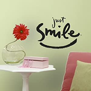RoomMates Kathy Davis Just Smile Peel and Stick Wall Decals