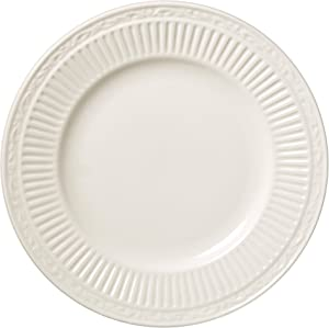 Mikasa Italian Countryside Dinner Plate, 11-Inch, White - DD900-201