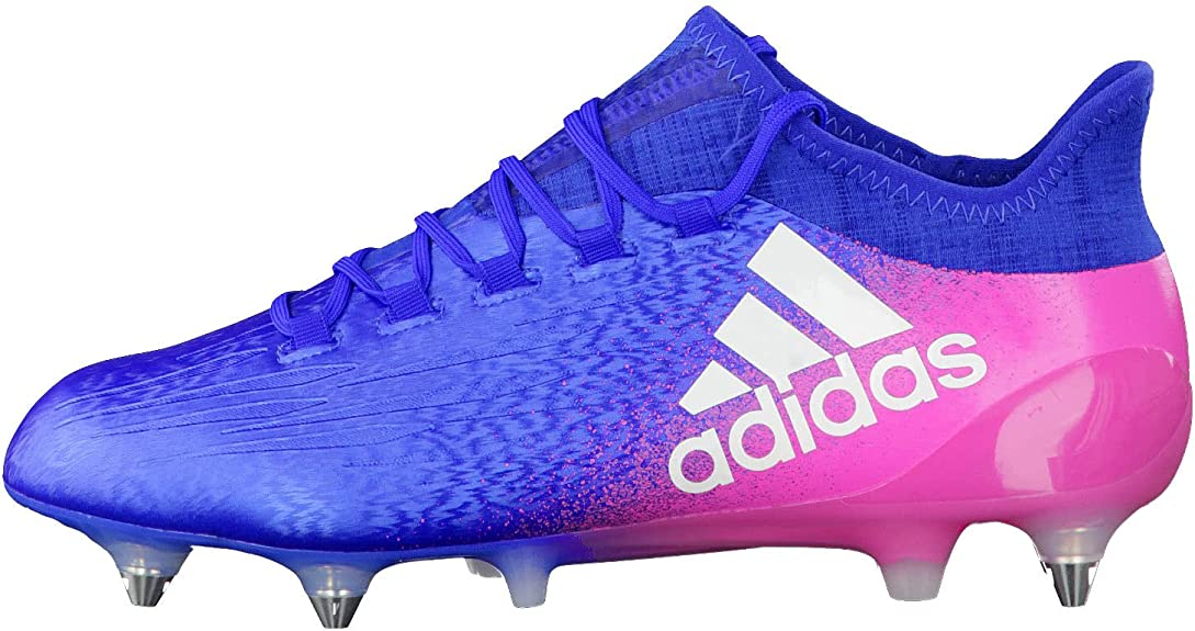 adidas X 16.1 Soft Ground Football Boots, Chaussures de Fitness Homme