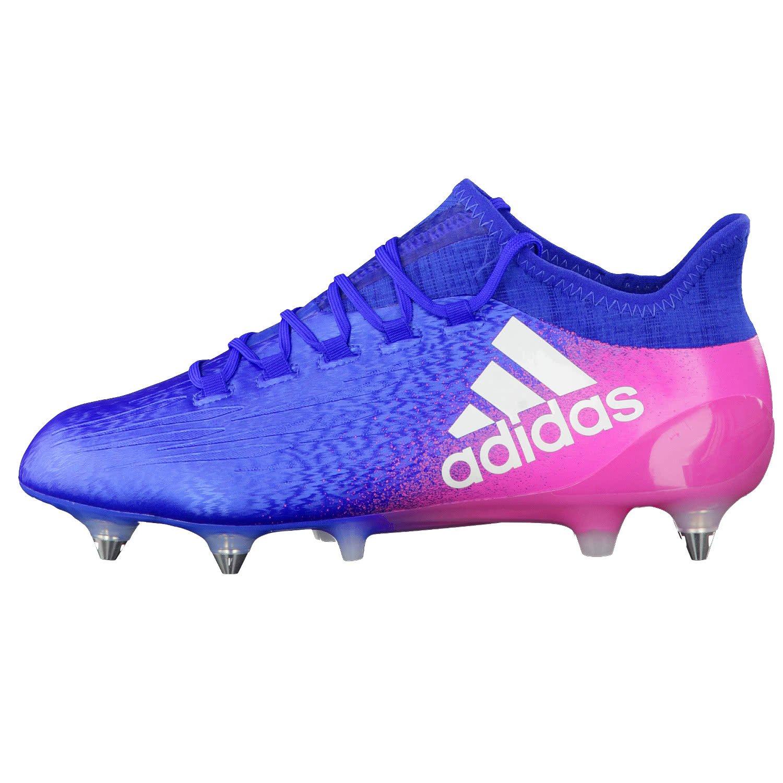 Adidas Herren X 16.1 Soft Ground Football Stiefel Hallenschuhe Hallenschuhe Hallenschuhe b7f350
