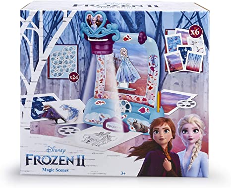 Magic Artist - Frozen 2 Magic Scenes, Proyector para Dibujar y ...