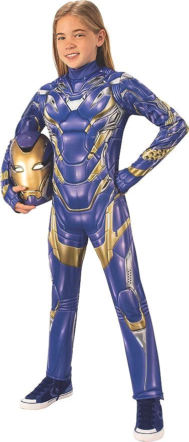 Amazon Com Rubie S Marvel Avengers Endgame Child S Deluxe Armored Costume Mask Toys Games Rubie's marvel super hero adventure's fleece costume, captain america, toddler: rubie s marvel avengers endgame child s deluxe armored costume mask
