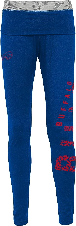 Outerstuff NFL Womens NFL Junior Girls Elastic Heart Legging