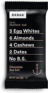 product image for RxBar, Whole Food Protein Bar, Chocolate Sea-Salt, 1.8 oz
