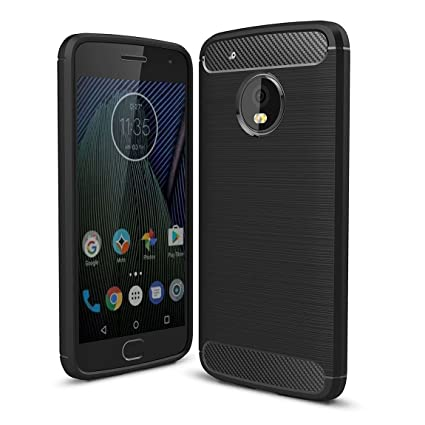 Amazon.com: Motorola Moto G5 Plus Caso, yosemy Slim Fit ...