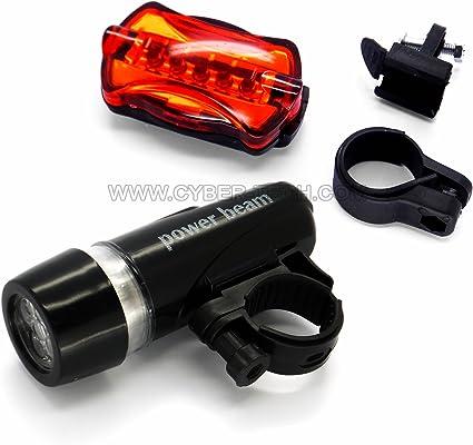New Bicycle LED Front Handlebar Headlight