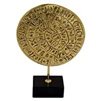 Talos Artifacts Phaistos Disc Sculpture Museum Reproduction – Palace of Knossos – Minoan periodo
