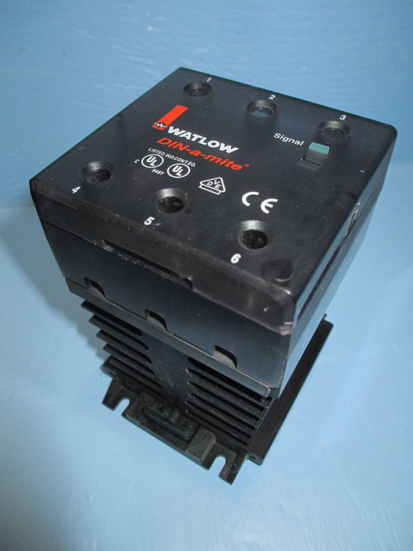 Watlow Db1c 3024 K200 Din A Mite Solid State Power Control Relay Db1c3024k200 Industrial Scientific