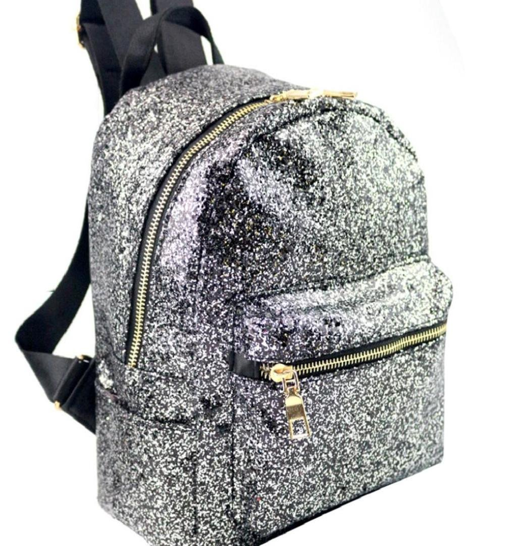 b25a1ad4a849 cheap Sequins School Backpack
