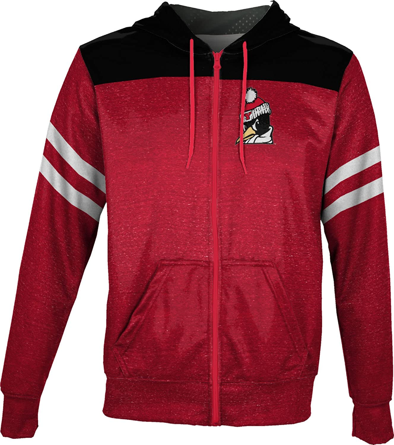 Game Time ProSphere Youngstown State University Boys Fullzip Hoodie