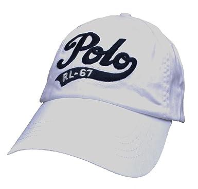 Ralph Lauren Sport Cap Polo RL 67 - Gorra (Talla única), Color ...