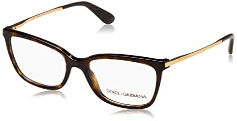 c7c533ea2f6 Image Unavailable. Image not available for. Colour  Dolce   Gabbana DG3243 502  52-17 Écaille Medium