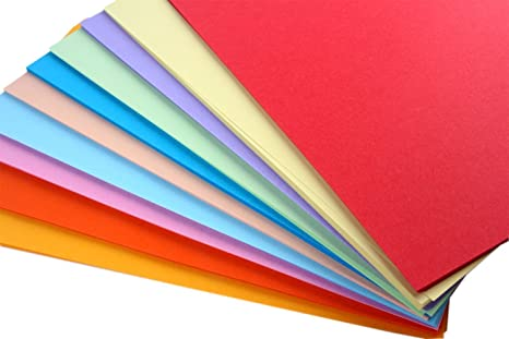 Sepal Craft Photocopy Paper Sheets A4 Color Paper Craft Paper