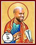 Celebrity Prayer Candles Kanye West Yeezy Funny