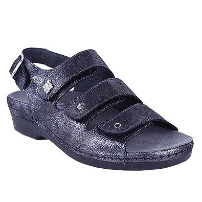 Womens 356-F Cork Cork Sandals 41 EU Helle Comfort 9reM54ajUp