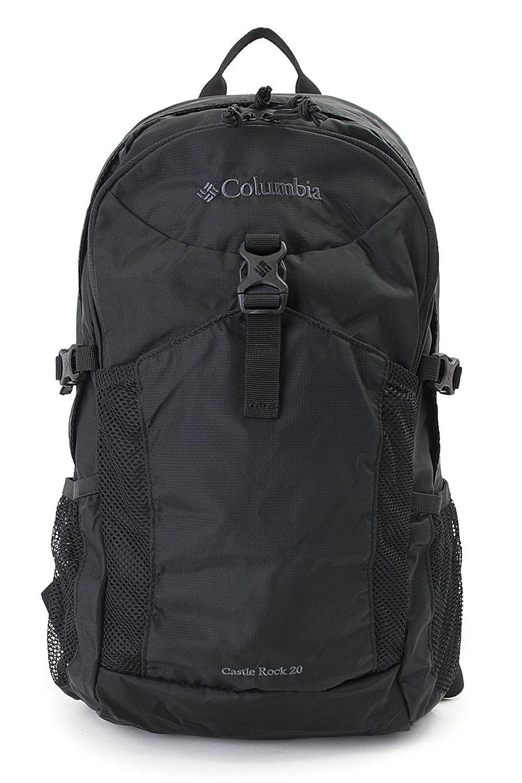 Columbia コロンビア リュック キャッスルロック Castle Rock 20L バックパック リュックサック B079XVTWL8  D010)Black