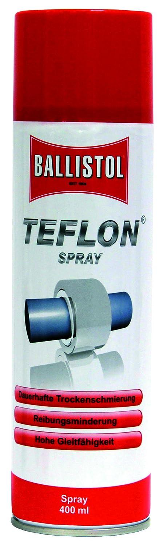 Ballistol 82189 Teflon Spray, 400 ml