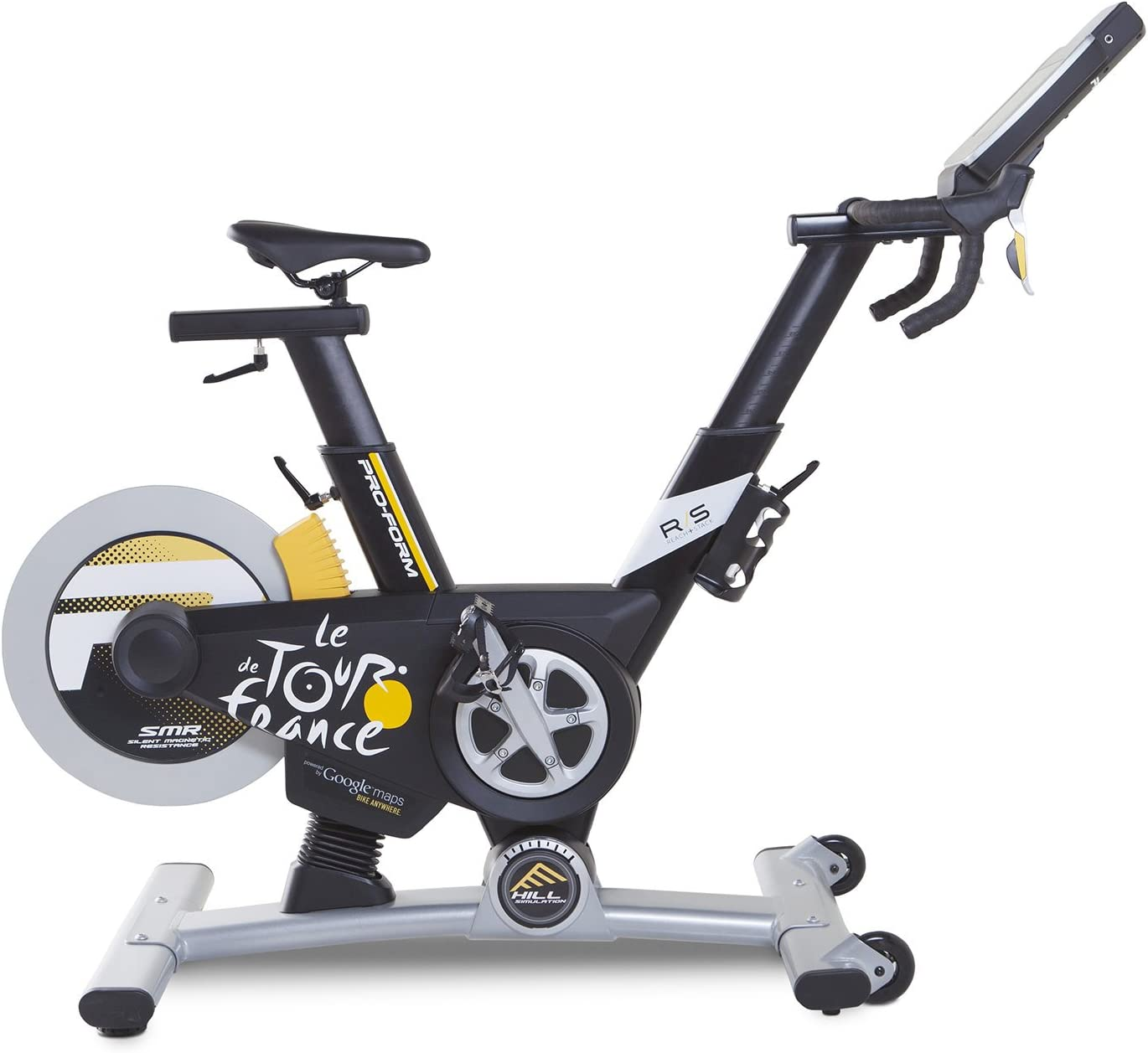 ProForm - Bicicleta Indoor Tour de France 5.0: Amazon.es: Deportes ...