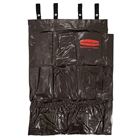 Amazon.com: Rubbermaid 9-pocket inclinación Camión Carro ...