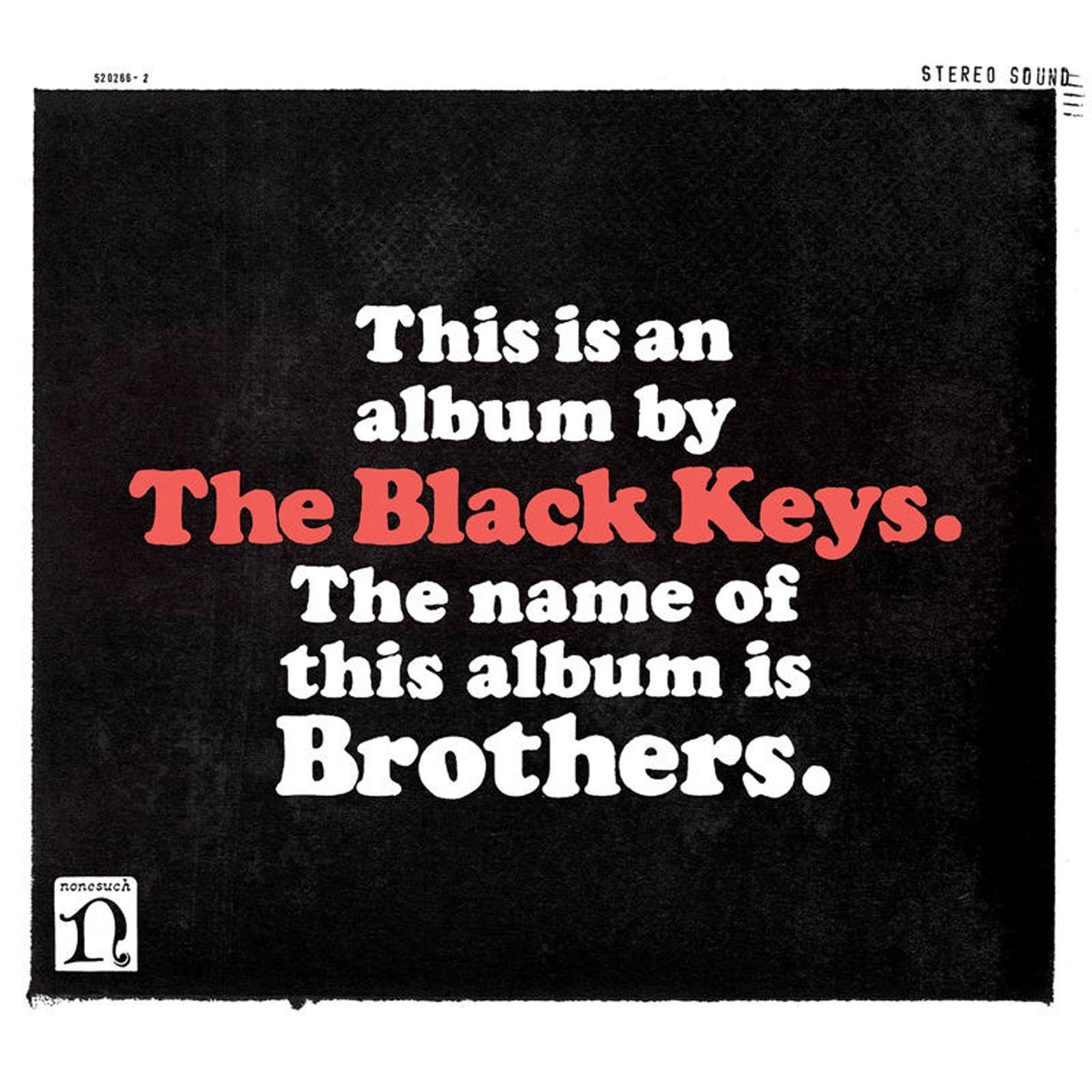 Brothers (2 LP) by VINYL