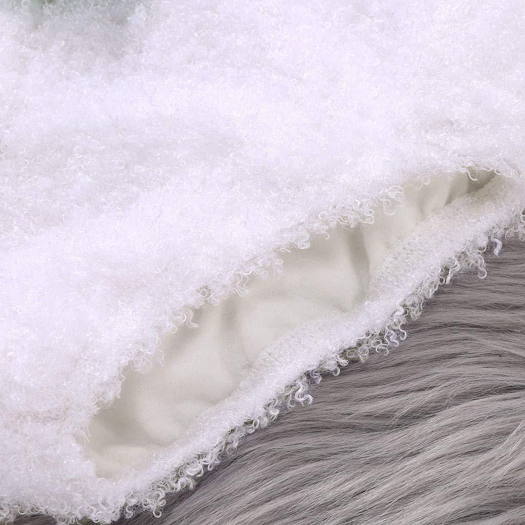 Newborn Infant Toddler Baby Boys Girls Christmas Xmas Snowman Modelling Fleece Plush Romper Scarf Sets Outfits