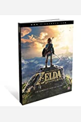 The Legend of Zelda: Breath of the Wild: The Complete Official Guide Paperback