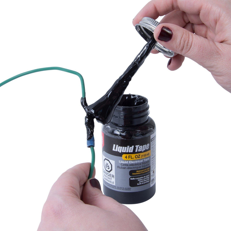 Gardner Bender LTB-400 Liquid Electrical Tape, Black: Amazon.in: Industrial  & Scientific