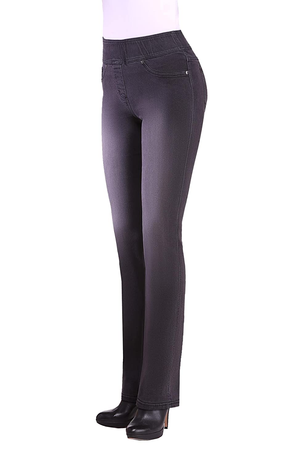 NYGÅ RD SLIMS Nygard Women's Regular Slims INDIGO Skinny GE14E116