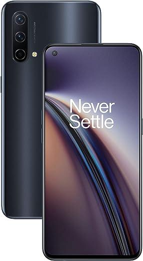 OnePlus Nord CE 5G 8GB RAM 128GB Smartphone con Fotocamera Tripla e Doppia SIM, Nero (Charcoal Ink)