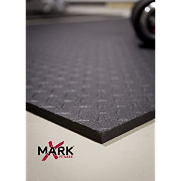 best selling XMark Fitness XMat Ultra Thick Gym Flooring