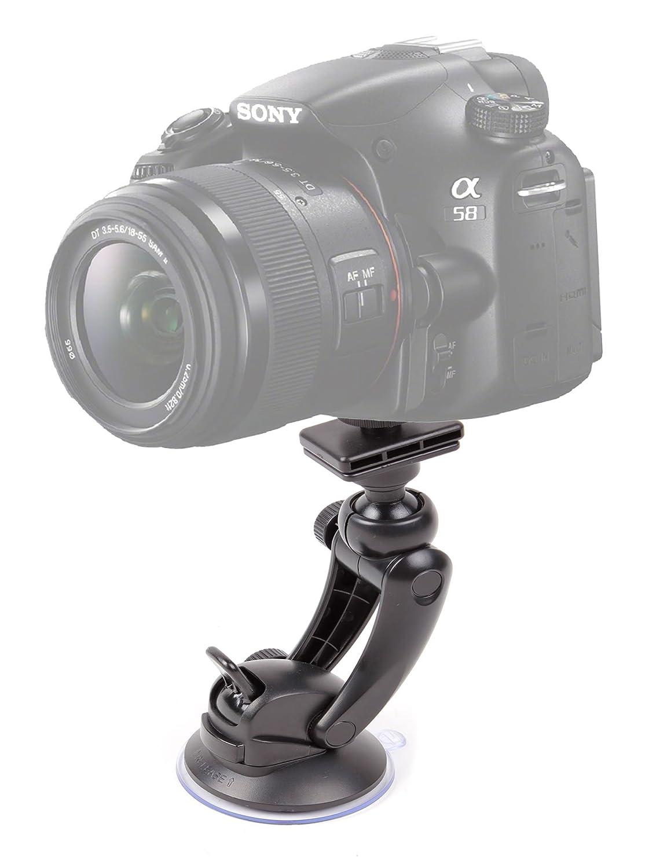 DURAGADGET Soporte De Coche para Cámara Sony DSC-HX400 / HX400V ...