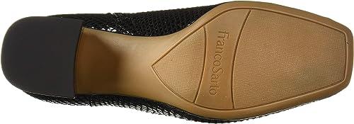 Franco Sarto Womens Marquee Black Ankle Boots Shoes 9 Medium BHFO 3472 B,M