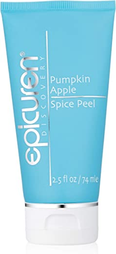 Epicuren Discovery Pumpkin Apple Spice Peel, 2.5 Fl Oz