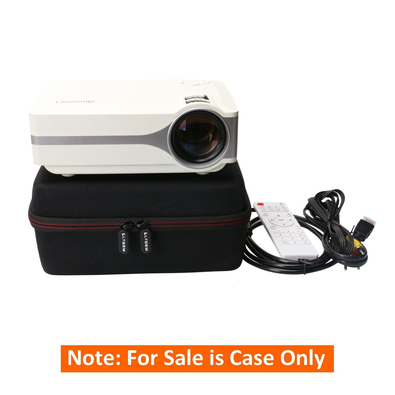 LTGEM EVA Hard Case for Blusmart LED-9400 Video Projector 2018 Upgraded +70% Brightness Portable Mini Projector - Travel Protective Carrying Storage Bag by LTGEM (Image #6)