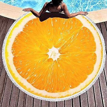 Amazon.com: Toalla de playa de microfibra, suave, libre de ...